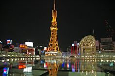 Japan Photo | Naito Tachu 内藤多仲 Japanese architect