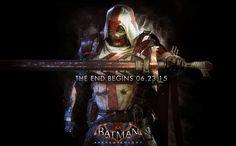 Azrael -  Batman Arkham Knight #BatmanArkhamKnight #BatmanArkham #ArkhamKnight