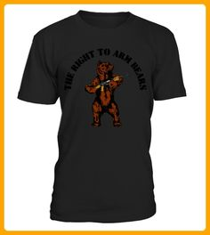 The right to arm bears - Oktoberfest shirts (*Partner-Link)