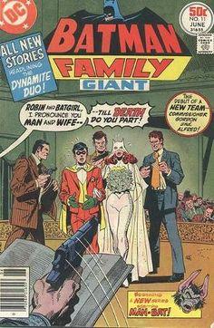 Batman Family #11 (1977)