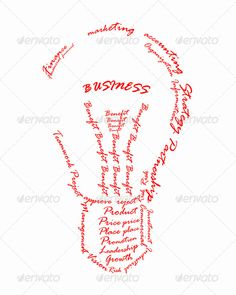 Light ...  Benefit, accounting, approve, business, finance, financial, growth, idea, industrial, information, investment, leadership, management, marketing, mission, opportunity, organization, partnership, place, price, product, profit, project, promotion, reject, risk, strategy, teamwork, vision