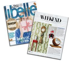 Snijder & CO: Great to be in the Libelle - magazine! Wallpaper R...