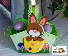 Easter Bunny SVG http://www.ppbndesigns.com/bunny-in-egg/