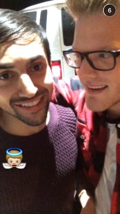 the way Scott is staring at Mitch...ugh I love them so much