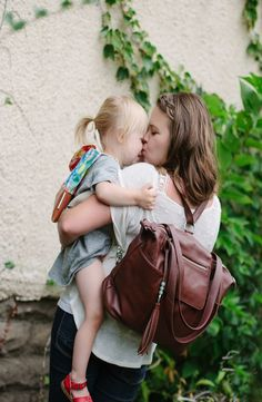 Lily Jade Diaper Bags = Hands free + Hearts full