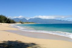 Baldwin Beach in Maui. I think we have to go there.