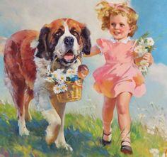 Unknown Title - Frederick Sands Brunner (1886-1954)
