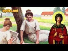 Η Αγία Παρασκευή η Οσιομάρτυς (26 Ιουλίου) - YouTube Mona Lisa, Baseball Cards, Artwork, Youtube, Saints, Work Of Art, Auguste Rodin Artwork, Artworks, Youtubers