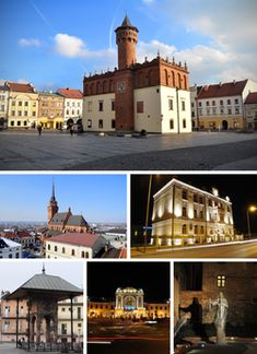 Tarnów, my mom was born there I belive