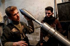"""Video Syrian opposition ... you get the missiles """"Lao"""" American"""