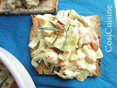 Salade de poulet à l'estragon à tartiner by CosyCuisine