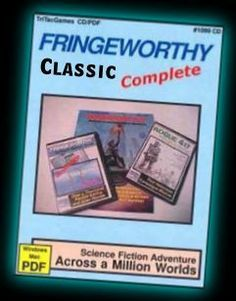 TTG#1099 FW Classic Complete Gaming, Classic, Rpg, Derby, Videogames, Game, Classic Books
