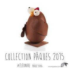 Oeuf ÉLÉONORE pour les grands gourmands (500 g) #VincentGuerlais