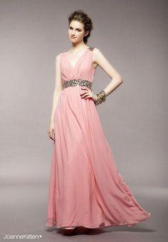 Vestido Longo Joanne Kitten