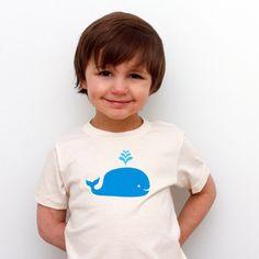 Whale Kid's T.