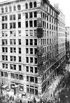 Triangle Shirtwaist Factory Building