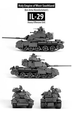 Kitbash by Tetchist on DeviantArt Military Guns, Military Weapons, Army Vehicles, Armored Vehicles, Drow Male, Military Drawings, Model Tanks, Tank Design, Battle Tank