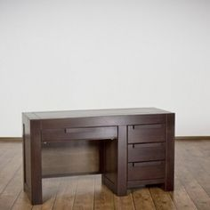 Ventianni 4 Drawer Desk by Romina Furniture
