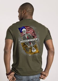 Tops & Tees Selfless 2019 Fashion Summer Style Usmc Bulldog T-shirts Dogs Of War T-shirt By Black Ink Tee Shirt