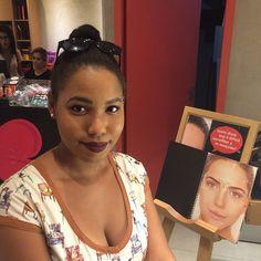 Aprendendo uns truques de maquiagem na Quem Disse Berenice? #make #makeup #maquiagem #quemdisseberenice #maquiaberê