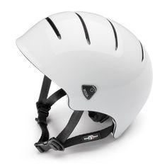 Kask Fahrradhelm ohne Visier Weiß | Fahrradzubehör und Pumpen