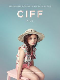 CIFF KIDS has partnered with the renowned French/Australian children's fashion magazine, papier mache, for their Spring-Summer 2015 campaign. The selection of the French/Australian children's fashion magazine is part of the project to make CIFF KIDS the leading children's fashion destination in Northern Europe. The desire is to create a single Scandinavian destination for both international and Nordic brands.