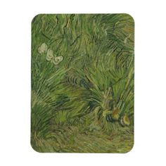 #Garden with #Butterflies by Vincent Van Gogh Flexible #Magnets #vangogh