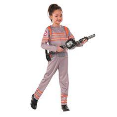 Ghostbusters 3 Halloween Costume for Kids - OrientalTrading.com