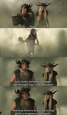 How to Train Your Dragon (Disney) (Dreamworks)