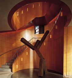 Charles Gwathmey's Modernist Masterpieces Photos | Architectural Digest
