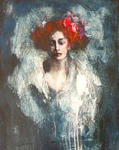 Celine Ranger - contemorary French artist - born 1972