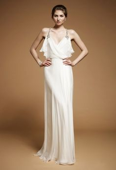 Find Vintage Allure in Jenny Packham Spring 2012 Bridal Collection 9a5e07b563ca