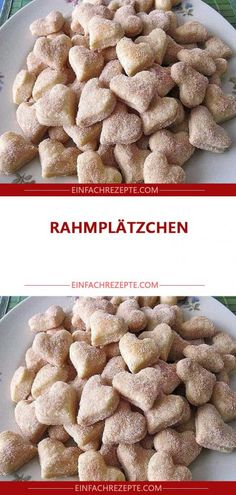 Cream cookies 😍 😍 😍 - Lecker Backen - Healt and fitness Cake Mix Recipes, Easy Cookie Recipes, Homemade Frappuccino, Chip Cookie Recipe, Easy Smoothie Recipes, Pumpkin Spice Cupcakes, Food Shows, Cookies And Cream, Ice Cream Recipes