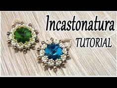 Tutorial collana - Come fare una collana di stelline fatta con perline - Tutorial perline - YouTube