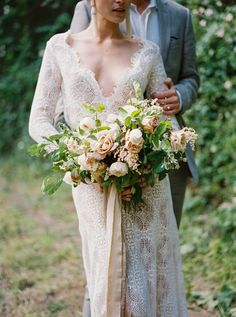 Textured Organic Wedding Inspiration | Wendy Cooper Photography