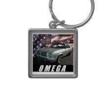 1974 Omega Keychain
