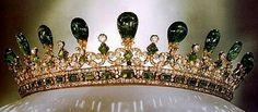 The Royal Order of Sartorial Splendor: My Ultimate Tiara Collection: Queen Victoria's Emerald and Diamond Tiara
