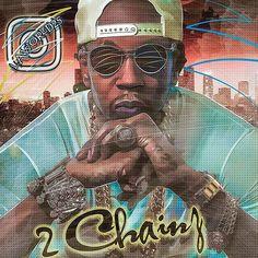 Cartoon style 2 Chainz На Фото: @hairweavekiller #2Chainz #фото #арт…