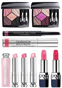 Dior Glow Addict Makeup Collection Spring 2018, весенняя коллекция макияжа Dior 2018 THE THRILL OF NEW SCENTS 30-Day Supply of any Designer Fragrance Every Month for Just $14.95