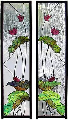 Atmospheric Glass, stained glass by Tangerine #StainedGlass