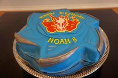 Fantastiske kager: Beyblade kage - Beyblade cake pegasus