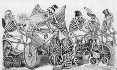 Los 4 ciclistas del Apocalipsis