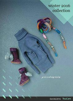 Guarda questo articolo nel mio negozio Etsy https://www.etsy.com/listing/469640226/blythe-dress-hippy-winter