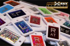 PRO XRay Markers 1 Pair (1 Left and 1 Right) MANY COLORS TO CHOOSE FROM!!