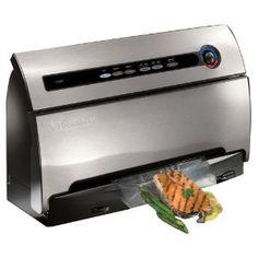 FoodSaver V3835 Vacuum Food Sealer for food storage