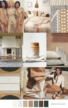 DALGONA COFFEE by Pattern Curator Mood Colors, Color Trends, Service Design, Color Inspiration, Interiores Design, Print Patterns, Print Design, Pure Products, Prints