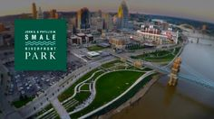 Smale Travelouge 2015. John G. & Phyllis W. Smale Riverfront Park: http://www.cincinnatiparks.com/index.php/riverfront-parks
