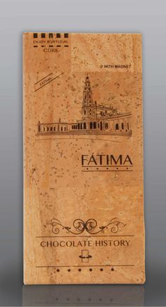 Fátima  | Chocolate Negro 48% Cacau 125 g History Of Chocolate, Vintage World Maps, Cocoa, Feelings