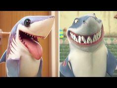 HUNGRY SHARK - All Funny Shorts Montage (4K-60FPS) - YouTube Indominus Rex, Mortal Kombat X, Shark, Funny, Youtube, Sharks, Ha Ha, Hilarious, Youtubers