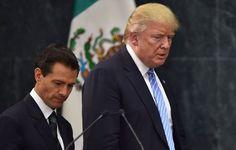 UN FARAÓN  EN WASHGNTON  DONALD TRUMP  En tan pocos días este  nuevo Presidente Donald Trump tiene de cabeza el mundo entero y sus principales víctimas son los mexicanos, como lo fueron los judíos en Egipto cuando eran esclavos del Faraón. Halla se trató de construir las pirámides de Egipto, aquí en América se trata de construir un muro que divida las dos naciones vecinas.  Los mexicanos ilegales en aquel país trabajan duramente en el campo, en las fábricas, en la construcción, los…